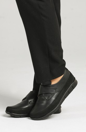 Black Casual Shoes 990