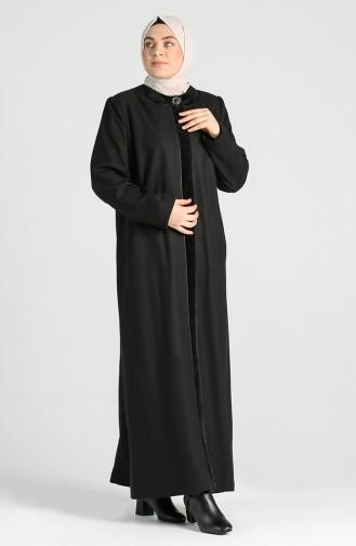 Black Topcoat 4590-01