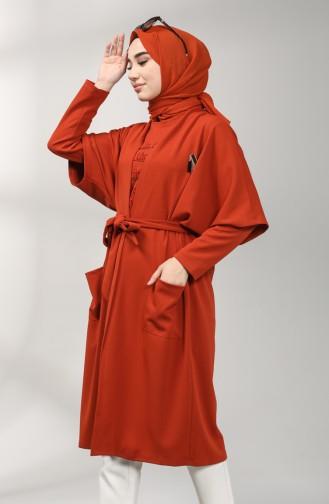 Brick Red Suit 9K6919000-01