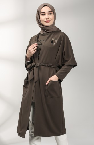 Dark Khaki Suit 9K6919000-02