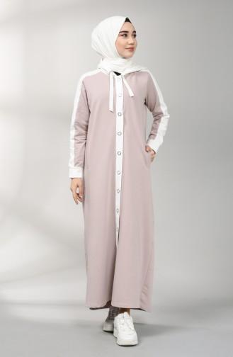 Robe Hijab Rose 201532-01