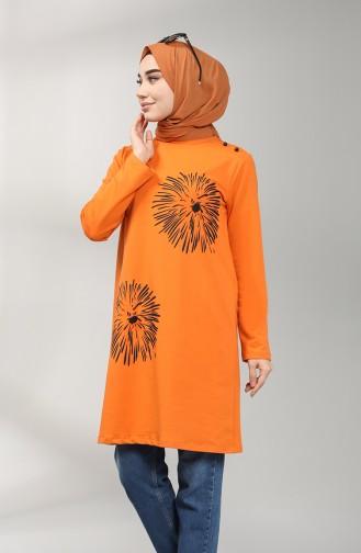Orange Tunikas 60346-05