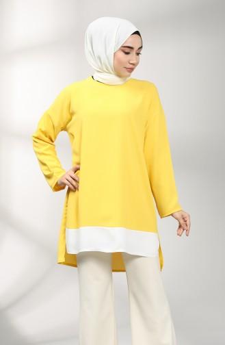 Yellow Tuniek 4337TNK-05