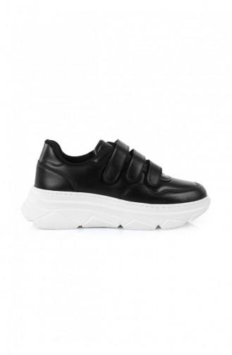 Blanca Siyah Kadın Sneaker 104020042136 1089.SIYAH