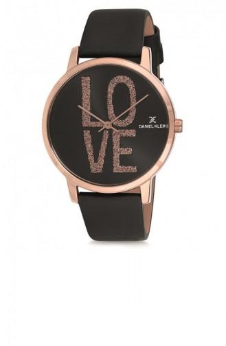 Black Wrist Watch 012146F-01