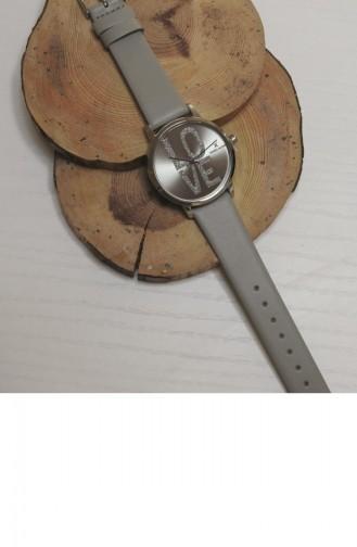 Gray Wrist Watch 012146F-02