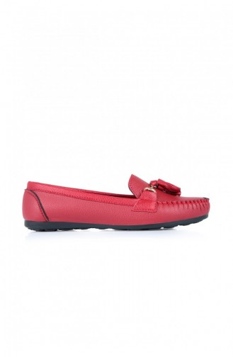 Chaussures de jour Rouge 1040200350