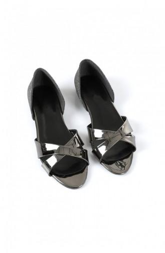 Platin Casual Shoes 707.PLATIN