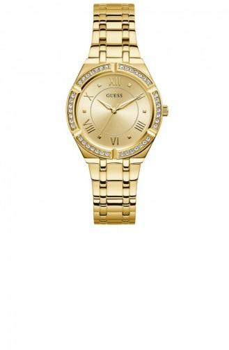 Gold Horloge 0033L2