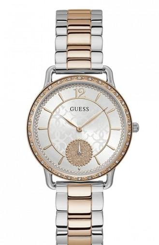 Silver Gray Horloge 1290L2