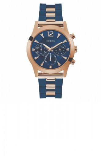 Montre Bleu Marine 1294L2