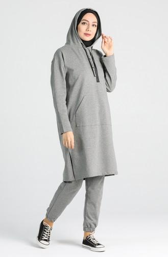 Tracksuit Suit 8189-16 Smoked 8189-16