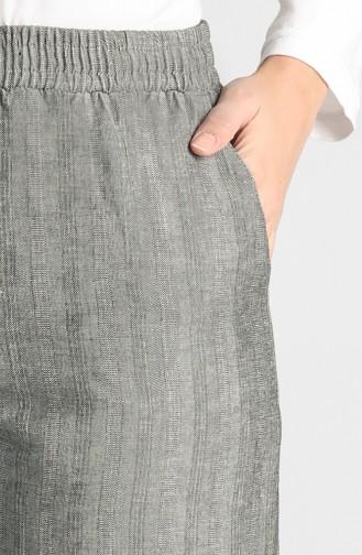 Pantalon Gris 4342PNT-01