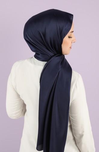 Navy Blue Sjaal 15224-02