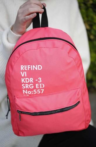 Fuchsia Backpack 0046-05