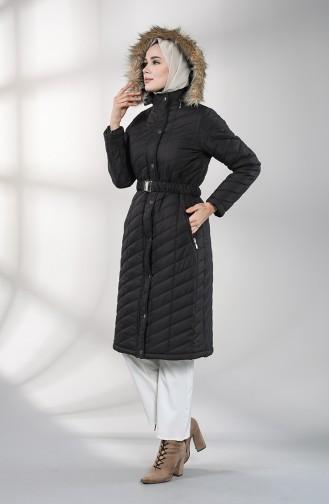 Schwarz Mantel 5057-02