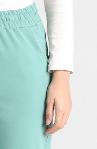 Pantalon Sport Vert noisette 94561-07