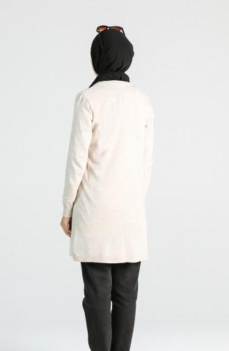 Knitwear Tunic 1294-05 Beige 1294-05