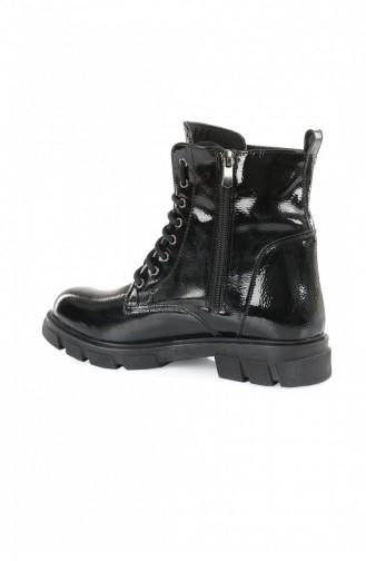 Black Boots-booties 1936.SIYAH