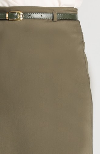 Light Khaki Green Rok 2220-11
