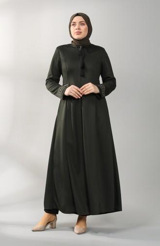 Emerald Abaya 2033-02