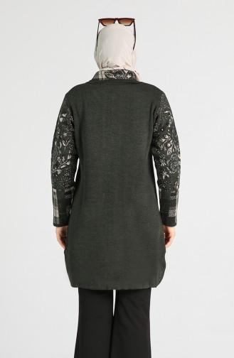 Khaki Vest 6732-01