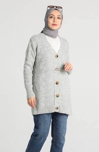 Light Gray Vest 7003-04