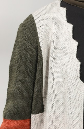 Khaki Cardigans 7005-05