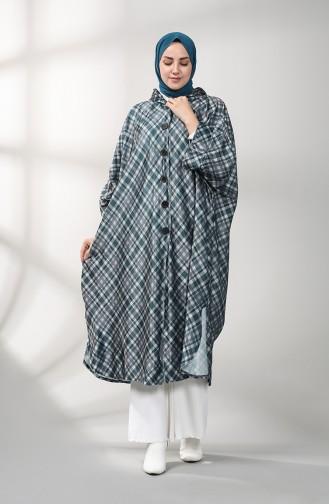 بونشو أزرق زيتي 9023-01