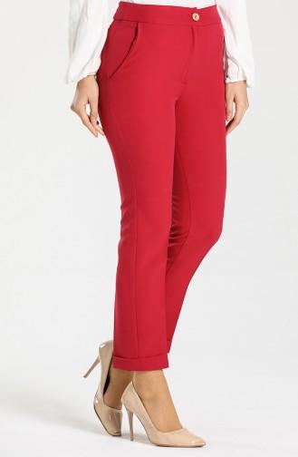 Pantalon Bordeaux 1005-02