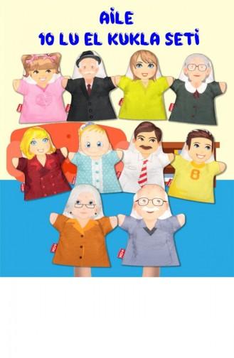 40 Pieces 4 Mega Set Tox Hand Puppet T040300012 040300012