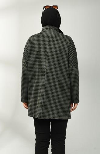 Khaki Jacket 7117-01