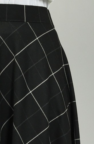Jupe Noir 4354ETK-06