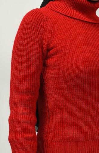 سترة أحمر كلاريت 0597-02