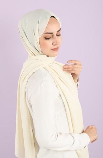 Cream Shawl 90725-15