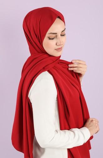 شال أحمر كلاريت 4888-02