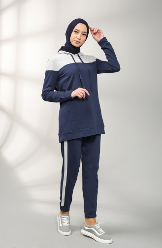 Gray Tracksuit 3194-12