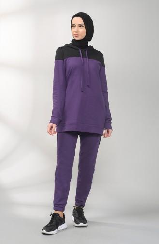 Purple Trainingspak 3194-14