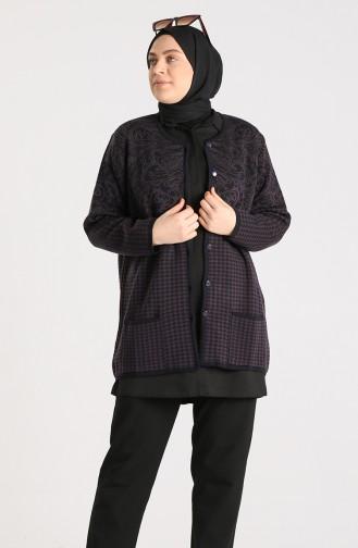 Purple Vest 7811-01