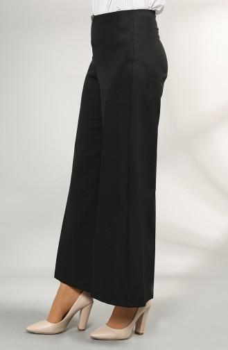 Pantalon Noir 7278-01