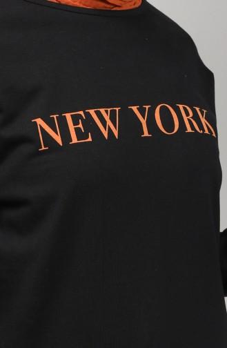 Black Sweatshirt 30016-02