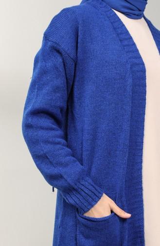 كارديجان أزرق 9118-02