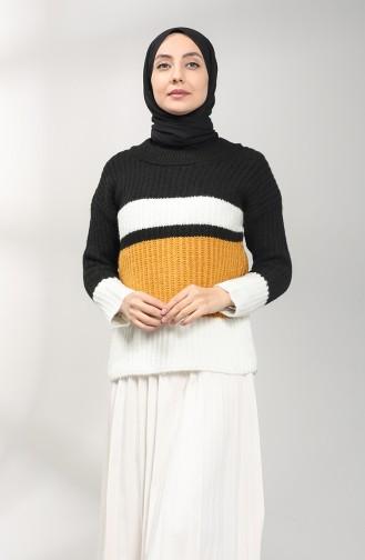 Black Sweater 9117-04