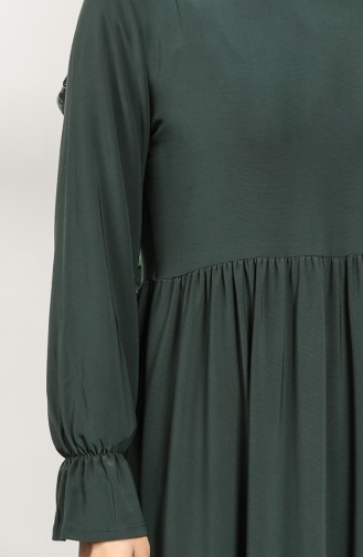 Pleated Dress 1938-01 Khaki 1938-01