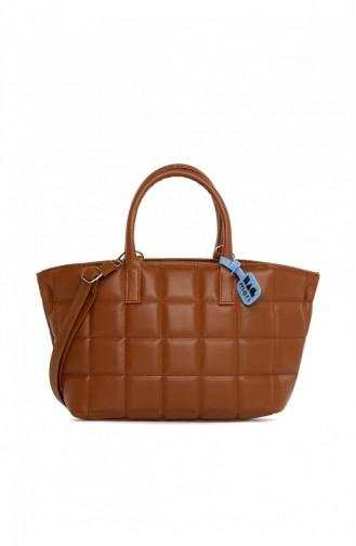 Tan Shoulder Bags 8682166063703