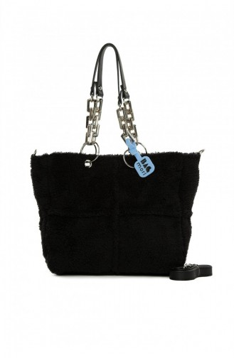 Black Shoulder Bags 8682166063482
