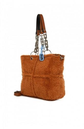 Tan Shoulder Bags 8682166063499