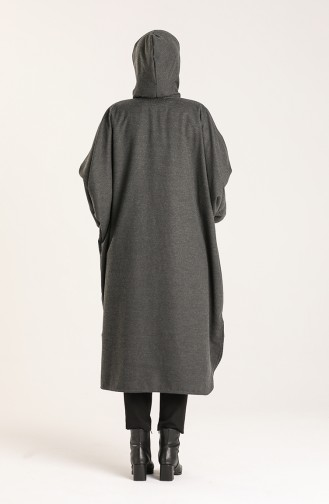 بونشو رمادي 9025-01
