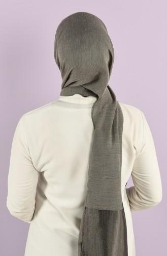 Dark gray Sjaal 15221-14