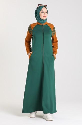 Emerald Green Cape 9303-04